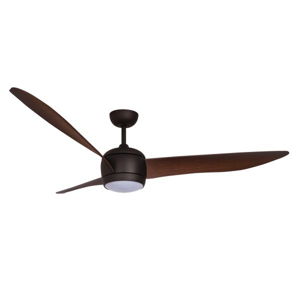 Nordic Oil Rubbed Bronze- Lucci Air